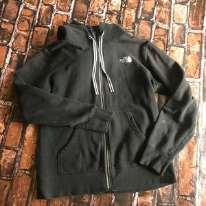 The North Face Black Full Zip Jacket